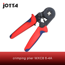 WXC86-4A crimping tool crimping plier 2 multi tool tools hands Mini-Type Self-Adjustable Crimping Plier fsb 054yj 0 5 1 5 1 5 2 5 4mm super strength saving mini type crimping plier