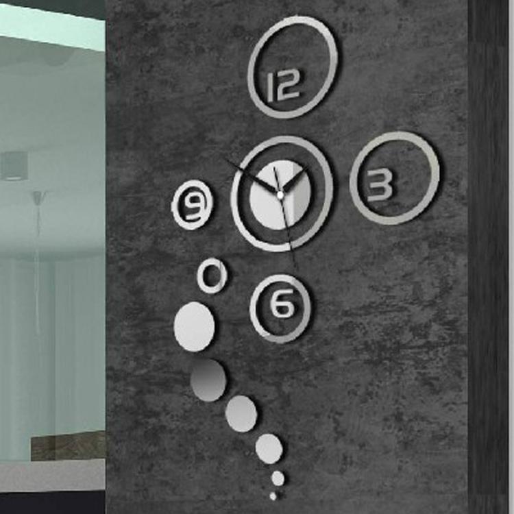 de la manera diy reloj d home decoracin moderna espejo de la sala del