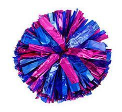 Blue Rose Small cheer pom poms 5c64fbbde3eae