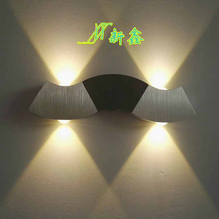 wall lamp curve modeling personality characteristics wall lamp entrance stairs corridor corridor living room backgroundwall lamp curve modeling personality characteristics wall lamp entrance stairs corridor corridor living room background