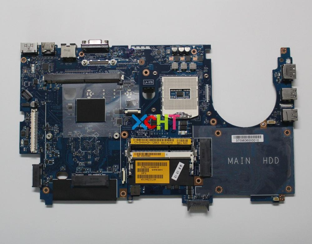 for Dell Precision M6800 CN 0HWH2H 0HWH2H HWH2H Notebook Laptop Motherboard Mainboard Tested-in Laptop Motherboard from Computer & Office