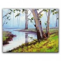 Home Decor Simulation Oil Painting On The Canvas Print Landscape Pictures Canvas Painting DM16101105