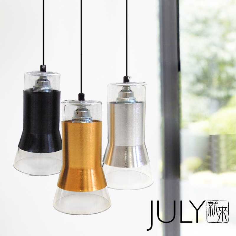 ФОТО Modern minimalist personality and creative style ice cup Pendant Lights bedroom restaurant kitchen clothes shop bar lighting