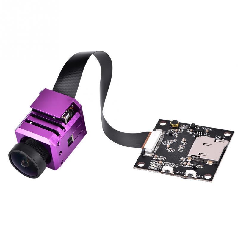 حار بيع FPV كاميرا طائرة دون طيار 1080P DVR 1/2. 5 بوصة CMOS البسيطة كاميرا 60fps RC جزء ل سباق Quadcopter عالية الجودة RC اكسسوارات-في قطع غيار وملحقات من الألعاب والهوايات على  مجموعة 1