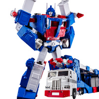 KBB g1 ultra magnus THF 04 transformation MP22 mp 22 THF 04 mp and leader to the robot toy Transformer toys