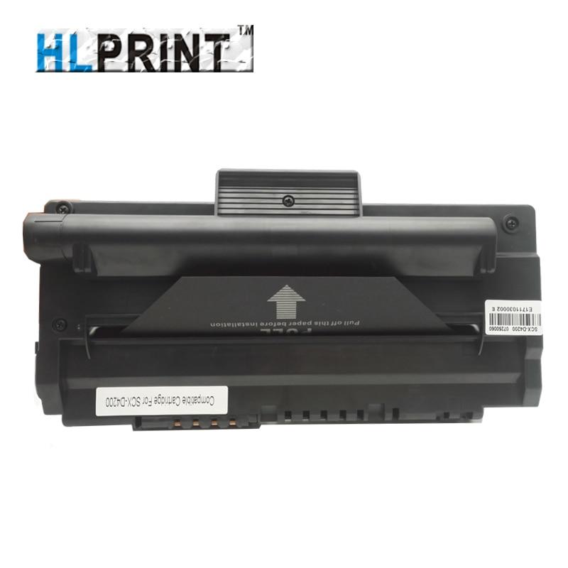 SCXD4200A D4200A cartouche de toner compatible pour samsung SCX 4200 4220 imprimante laser