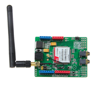 SIM900 Shield Development Board SIMCOM SIM900 GSM GPRS Quad-Band Shield Module For Arduino Compatible