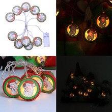 products Christmas Warm White Christmas Fairy String Lights Wedding Xmas Party Outdoor Decor Lamp Xmas Decoration Navidad 2018