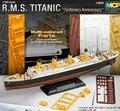 Академия 1/700 14214 процесс тарелки титаник модель корабля роскошный круизный корабль в сборе модели Modle строительные весы