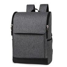 2019 Men's Backpack Nylon Bag Brand Laptop Notebook Mochila for Men Waterproof Back Pack women school backpack bag