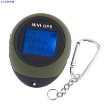 Ручной мини GPS навигации туристический Компасы брелок PG03 GPRS USB Перезаряжаемые расположение трекер для Пеший Туризм Восхождение