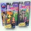 2017 Nuevo littlest pet shop Acción y Del Juguete Figuras Lindo mini 7 cm pet shop lps Anime Modelo juguetes para niños Chirstmas regalos al azar