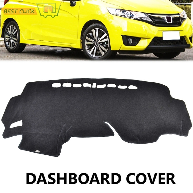 Xukey Fit For Honda Jazz Fit 2014 2015 2016 2018 Dashboard Cover