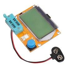 1 шт. LCR-T4 12864 цифровой ЖК-дисплей Графический Транзистор тестер сопротивления емкости ESR счетчик scr MOS/PNP/NPN