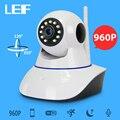 LEF 720 P/960 P IP WI-FI Câmera de Segurança Sem Fio Em Casa Câmera de Vigilância CCTV P2P Infrared Night Vision