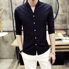 ChocoHoney Brand Men Shirt Half Sleeve Shirt Slim Fit Casual Shirts Fashion Men s Clothing Casual