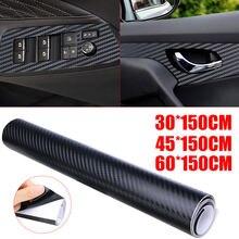 Автомобильная виниловая 3d пленка из углеродного волокна рулон