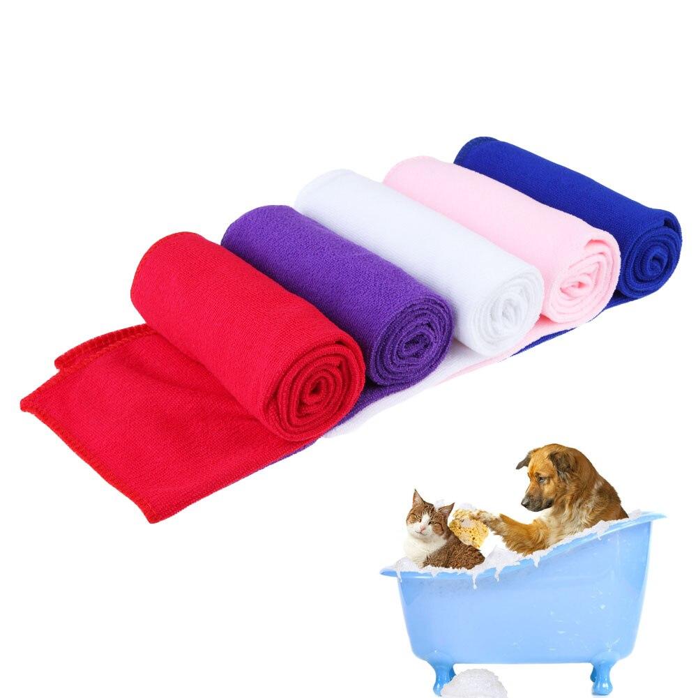 Dog Grooming Towel Service