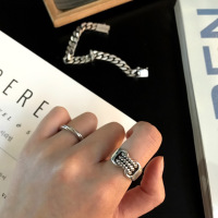 925 sterling silver ring personalized couple ring jewelry free shipping