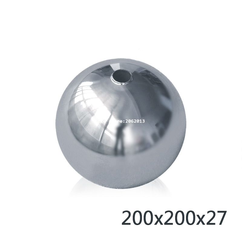 200*200*27mm Magnetic Stainless Steel Float Ball for Water Level Float Switch Huge Float Ball 200