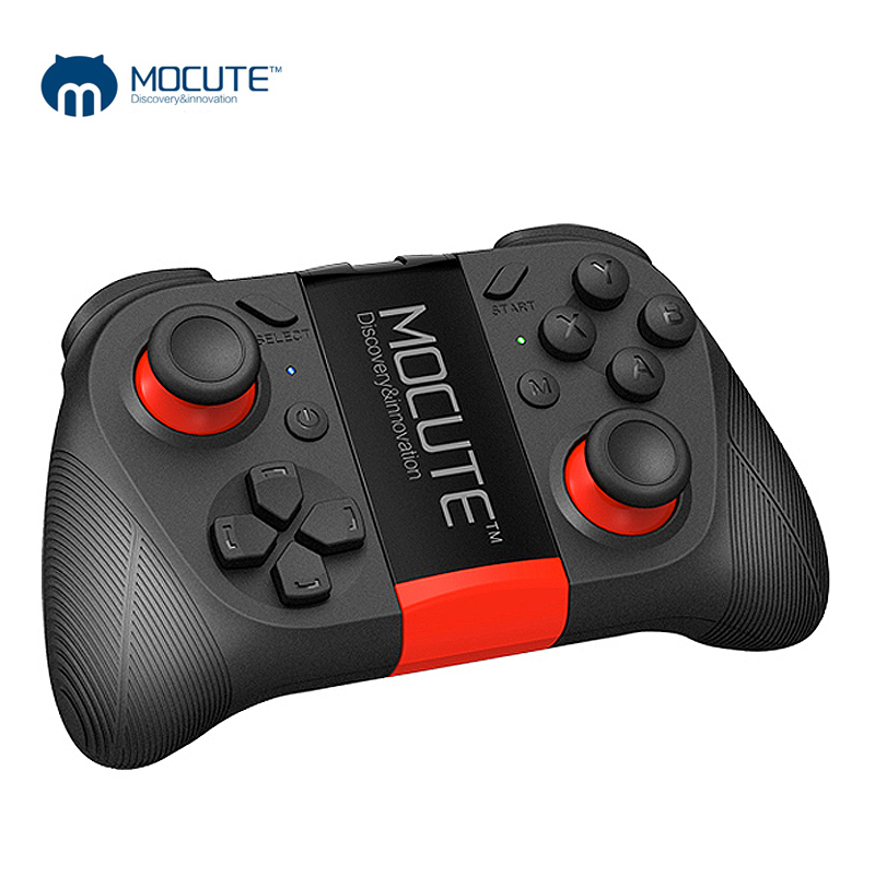VR Game Pad Android Joystick - Bluetooth Controller w/ Selfie Remote Control 1