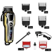 Hair clipper professional hair trimmer beard electric cutter