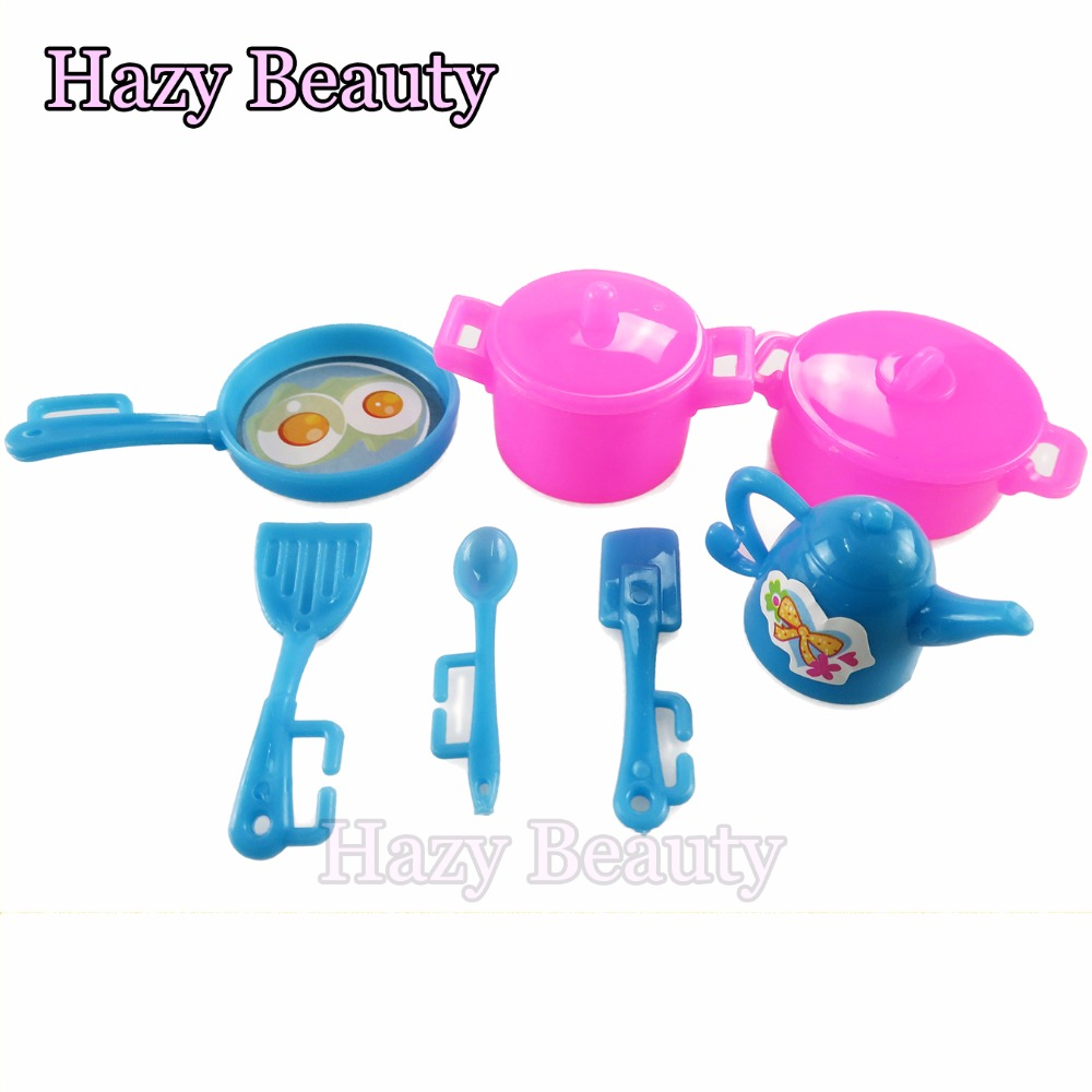 7 Items Set Simulation Tableware Doll Kitchen Cooking Accessories Kid S Early Learning Education Toy For 12 Inch Accessories Accessories Fabric Accessories Swimmingtoy Ambulance With Accessories Aliexpress