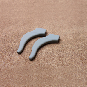Image 4 - COLOUR MAX Hoge Kwaliteit Siliconen Anti Slip Oor Haken Houder Bril Lenzenvloeistof Zonnebril