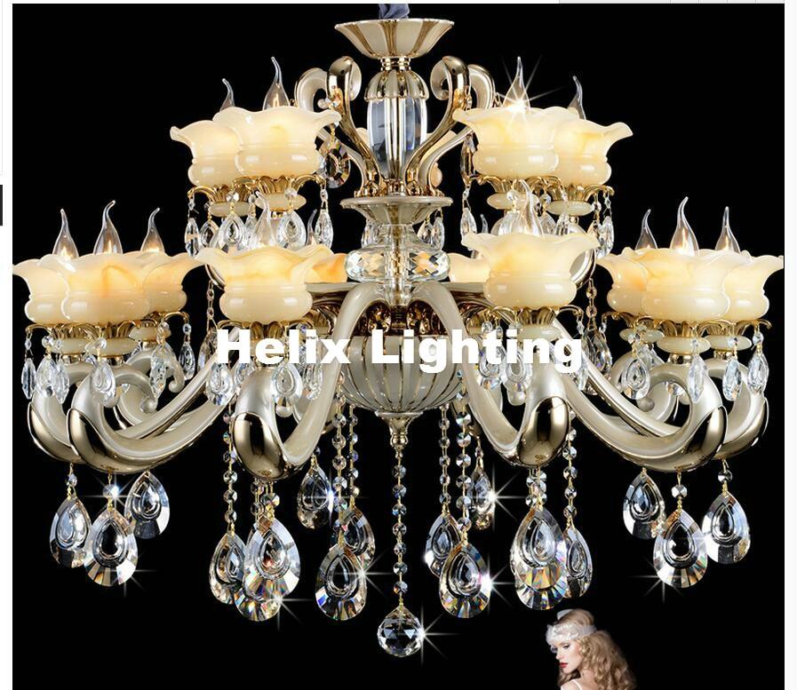 Modern Chandelier Wholesale: Newly Zinc Alloy Modern European Lamps Factory Wholesale