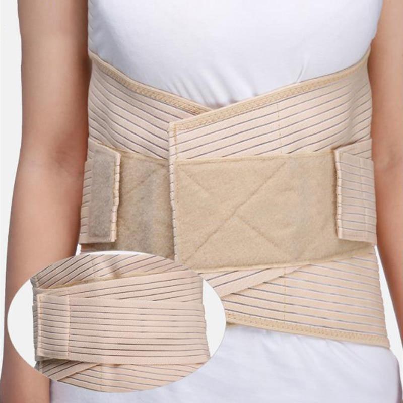 Medical Grade Lumbosacral Back Support Breathable Compression Lumbar Support Brace Belt M/L/XLMedical Grade Lumbosacral Back Support Breathable Compression Lumbar Support Brace Belt M/L/XL