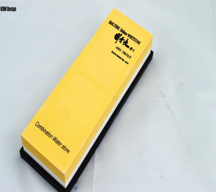 KOW design 5000/8000 drť Leštící kámen pro kuchyňský nůž na - Brusné nástroje - Fotografie 2