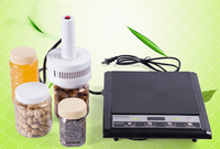 1 PC DL 500 220V electromagnetic induction sealing machine Cap sealer Aluminum foil bottle sealing(seal size:20 100mm)