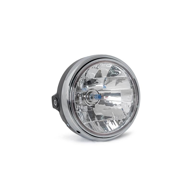 Front Halogen Headlight Headlamp Light Assy For SUZUKI GSX1400 SV650 SV1000 BANDIT GSF650 1200 1250 For YAMAHA XJR 400 1200 1300