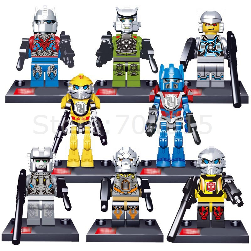 Lego Transformers Toys : Online buy wholesale transformers lego from china