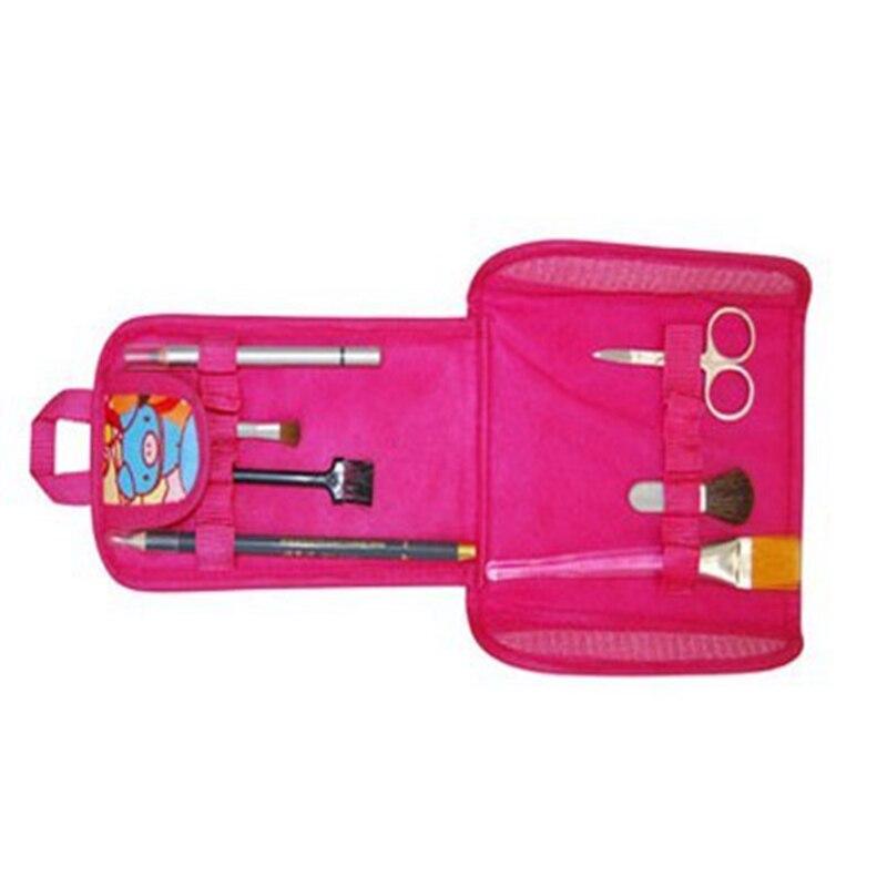 Högkvalitativt tecknadsparadis - mångsidig kosmetisk väska