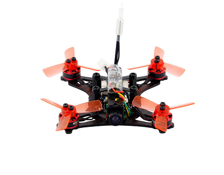 KINGKONG 90GT PNP Brushless FPV RC Racing Drone Mini Quadcopter No Receiver mini 90gt pnp 4ch brushless drone fpv 800tvl camera rc racing with frsky ac800 receiver brushless kingkong quadcopter f19933