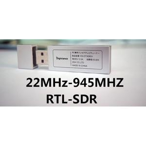 Image 3 - Anten ile 22 MHz 945 MHz RTL SDR alıcı yazılım radyo R2832U + FC0012 havacılık için geniş bant FM ses