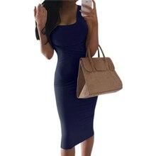 2017 партия Для женщин Платья для женщин совок воротник рукавов плотно Платья для женщин Vestidos De Festa Femme офисное платье ночной клуб femininas LJ8361E