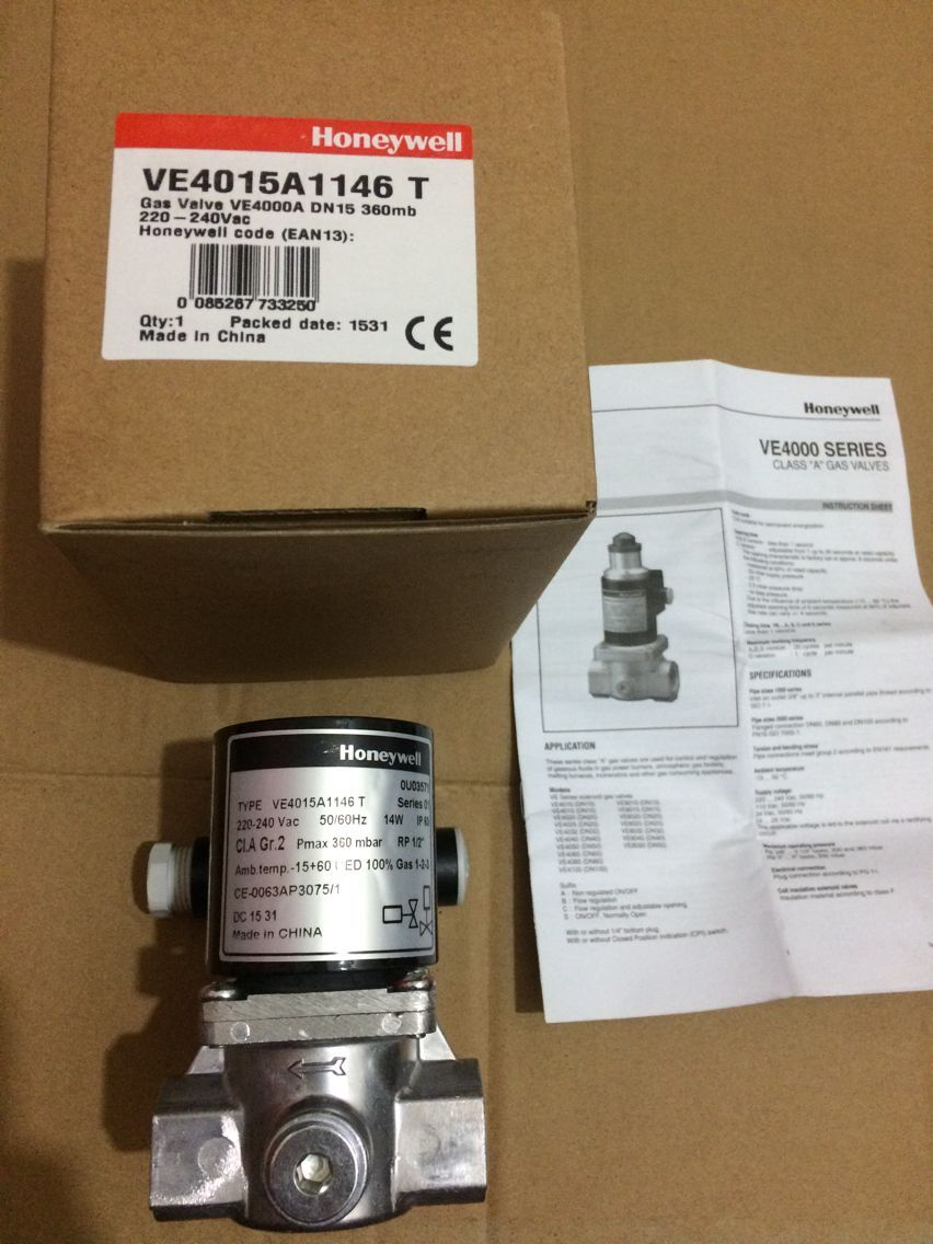 цена на Brand new original Quick Opening gas solenoid valve VE4015A1146 T