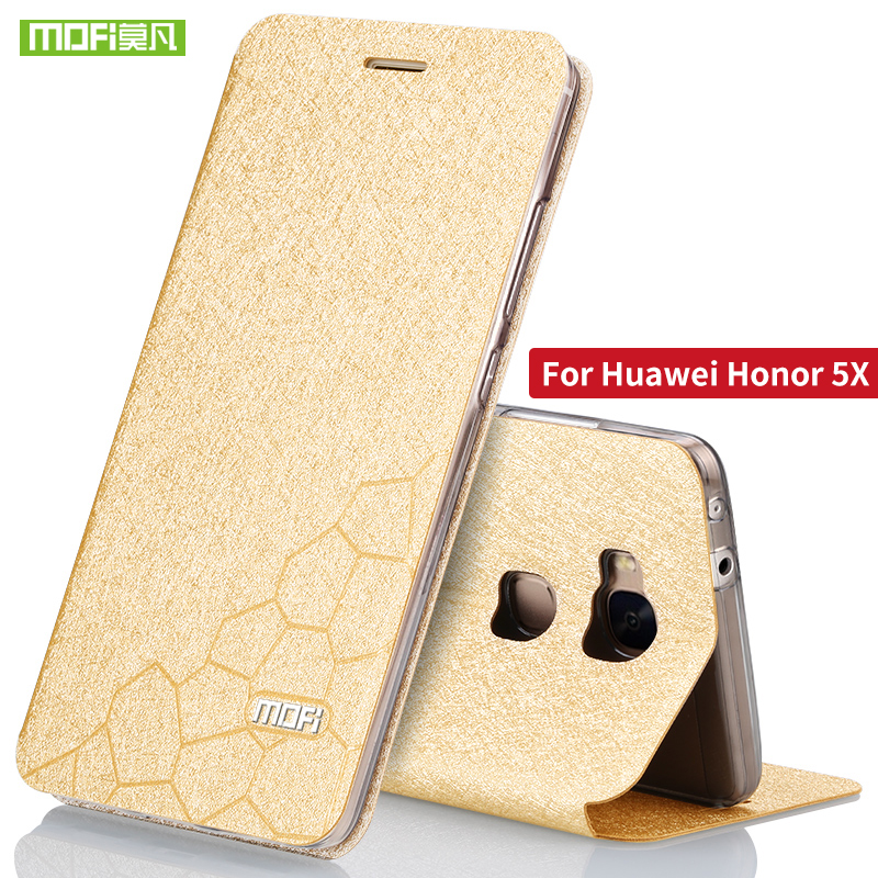 For Huawei Honor 5X Case cover silicon back original Mofi Huawei Honor 5X case 5 5