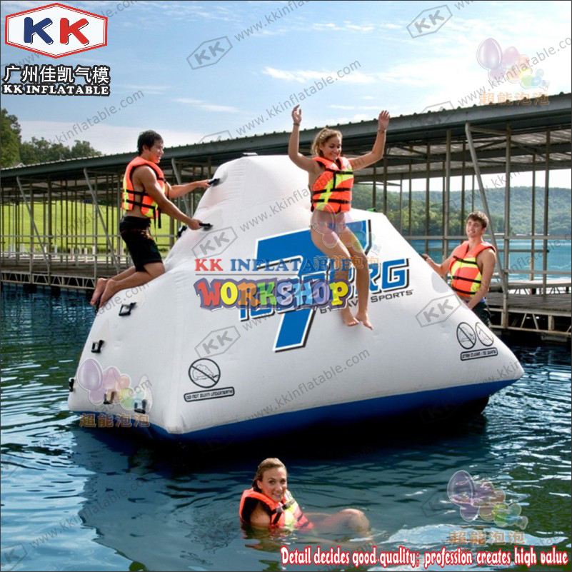 Inflatable Water Floating Iceberg, Inflatable Iceberg Water Toy
