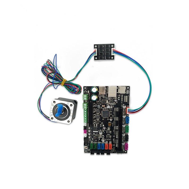 3D Printer parts MKS Smoother addon module for 3D printer stepper motor driver