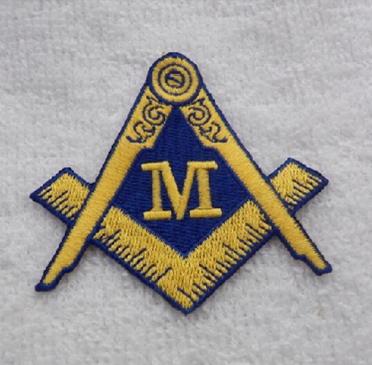 US $160 0 |Custom Masonic Square And Compass Freemason Logo Embroidered  Patch-in Patches from Home & Garden on Aliexpress com | Alibaba Group