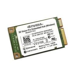 חדש Dell Nvidia 3D ראיית פרו Hub המשובץ אלחוטי כרטיס דגם P1453 6DD5P