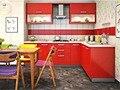 20117 горячие продажи высокий Глянец лак кухонные шкафы белый цвет современный 2PAC кухонная мебель кладовая L1606076