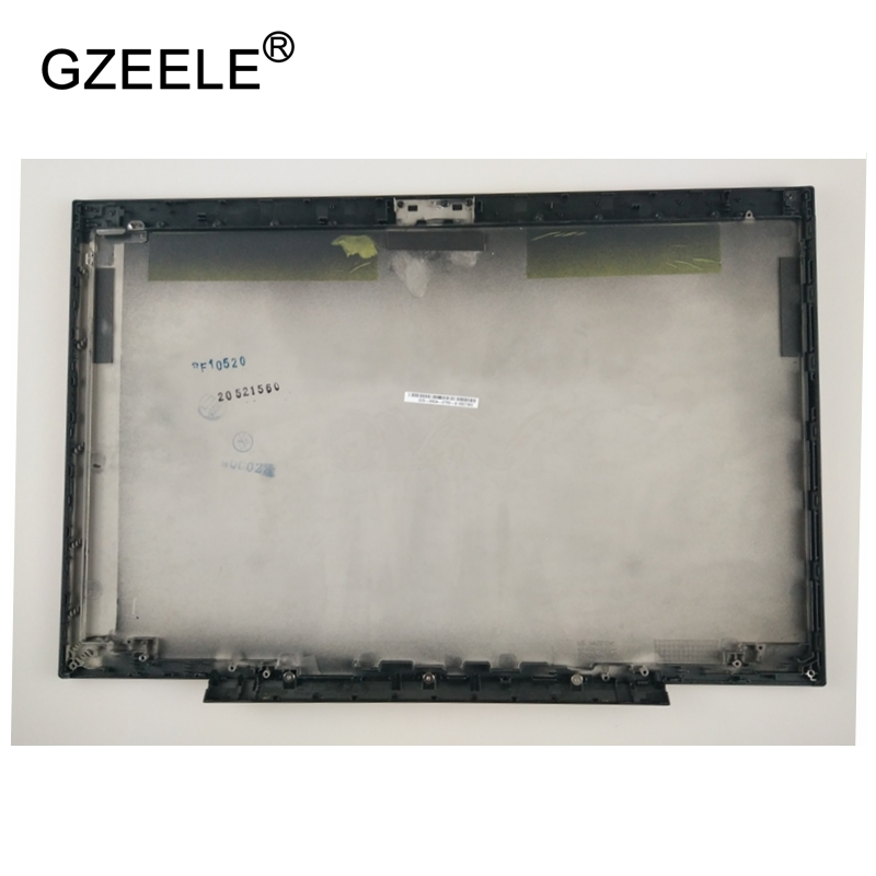 GZEELE NEW Laptop Top LCD Back Cover case for SONY for vaio SVS151 SVS151A11L 15.6 025-000A-2789-A black gzeele new laptop top lcd back cover case for sony for vaio svs13 025 400a 2585 a red