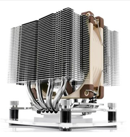 NH D9L Dual Tower CPU Cooler 115X AMD Multi platform Compatible comb strips