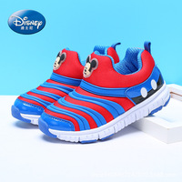 2019 Disney children's shoes spring new caterpillar baby shoes children's sports shoes mesh breathable boys shoes
