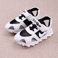 Fashion summer new children's shoes for boys and girls sports shoes mesh sandals kids cut-outs casual shoes baby aandals 16J21