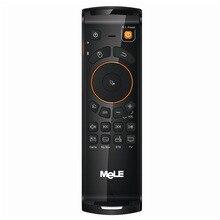MELE F10 deluxe 2.4 ГГц беспроводной игровой клавиатуры Fly Air Mouse обновленная версия пульт дистанционного управления для Smart Android Mini PC tv box